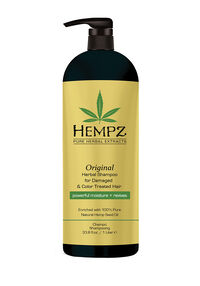 Original Herbal Shampoo for Damaged & Color-Treated Hair