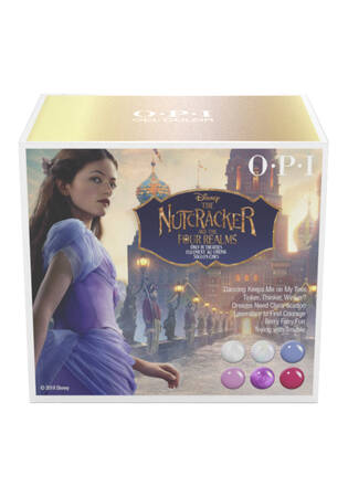 The Nutcracker and the Four Realms Gel Color Add-On Kit #1