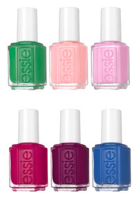 Spring 2017 Collection Nail Color
