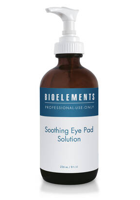 Soothing Eye Pad Solution 8 oz.