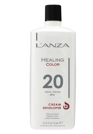 Healing Color Cream Developer 20 Volume 33.8 oz.