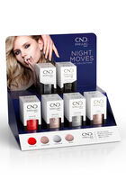Shellac™ Night Moves 12-Piece Display