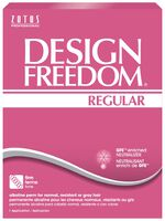 DESIGN FREEDOM Regular Alkaline Acid Perm