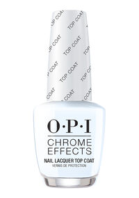 Chrome Effects Nail Lacquer Top Coat 0.5 oz.