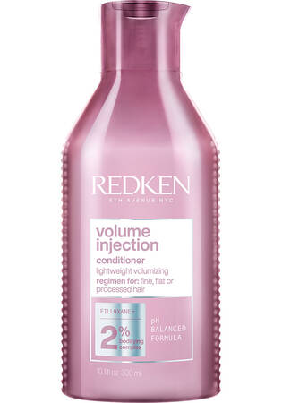 Volume Injection Conditioner for Fine Hair
