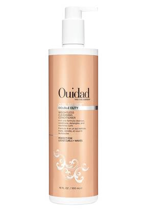 Double Duty Weightless Cleansing Conditioner