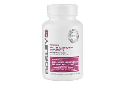 Healthy Hair Growth Supplements for Women
