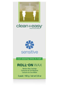 Sensitive Roll-On Wax Refill - 3 ct.