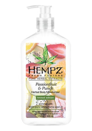 Passion Punch Herbal Body Moisturizer