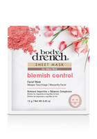 No-Mess Mud Blemish Control Sheet Mask