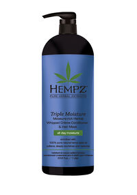 Triple Moisture Moisture-Rich Herbal Conditioner & Hair Mask