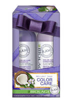 R.A.W. Color Care Shampoo and Conditioner Holiday Kit
