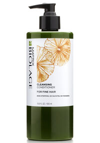 Cleansing Conditioner for Fine Hair