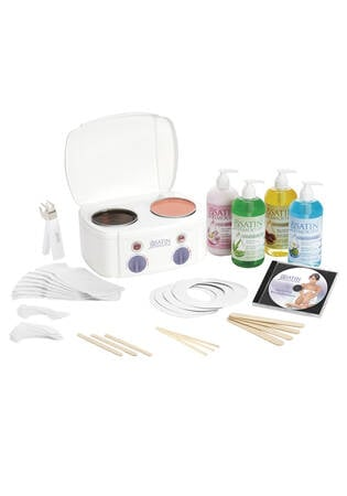 Professional Double Wax Warmer Kit