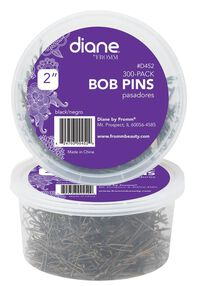 "2"" Bobby Pins - 300 ct."