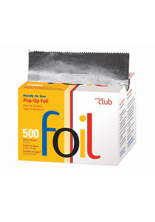 """Ready To Use 5""""x11"""" Pop-Up Foil - 500 ct."""