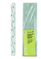 Green Mylar PuriFile Nail File 100/180 Grit - 12 Pack