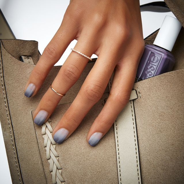 Get The Look: Ombre Whisper Nail Art
