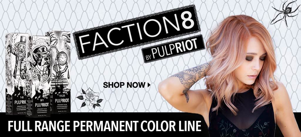 Pulp Riot Faction 8