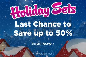 Holiday Shop Last Chance