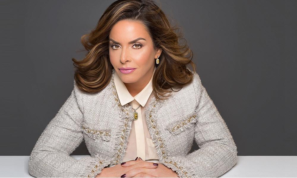 Alicia Grande of Grande Cosmetics