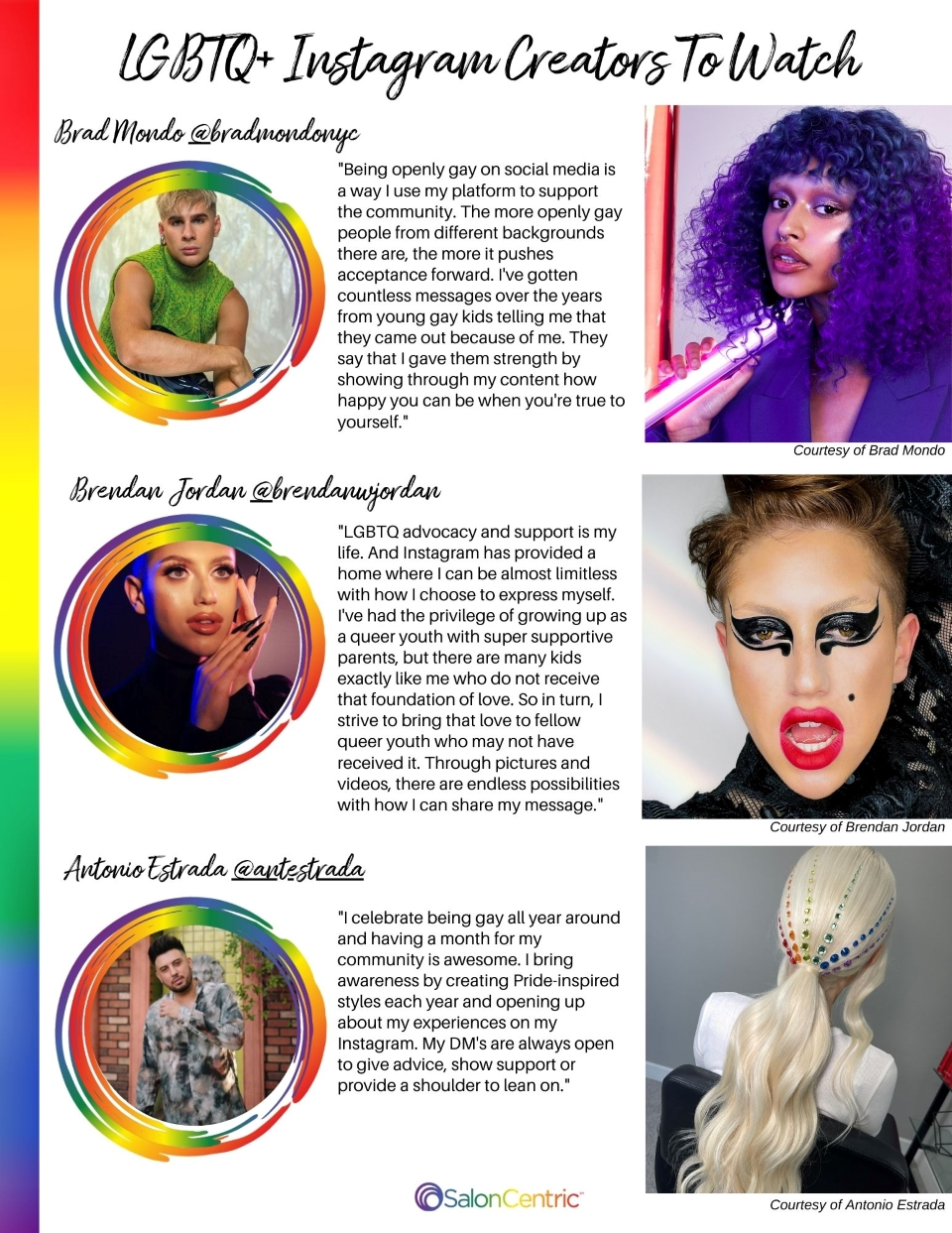 LGBTQ Instagram Creators To Watch Pride Magazine