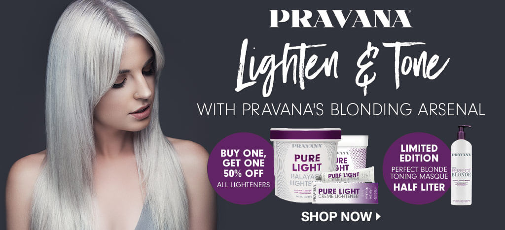 Pravana Blonding Toning