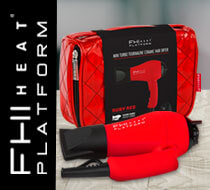 FHI Heat Limited Edition Mini Packs: Curling Iron & Ceramic Dryer