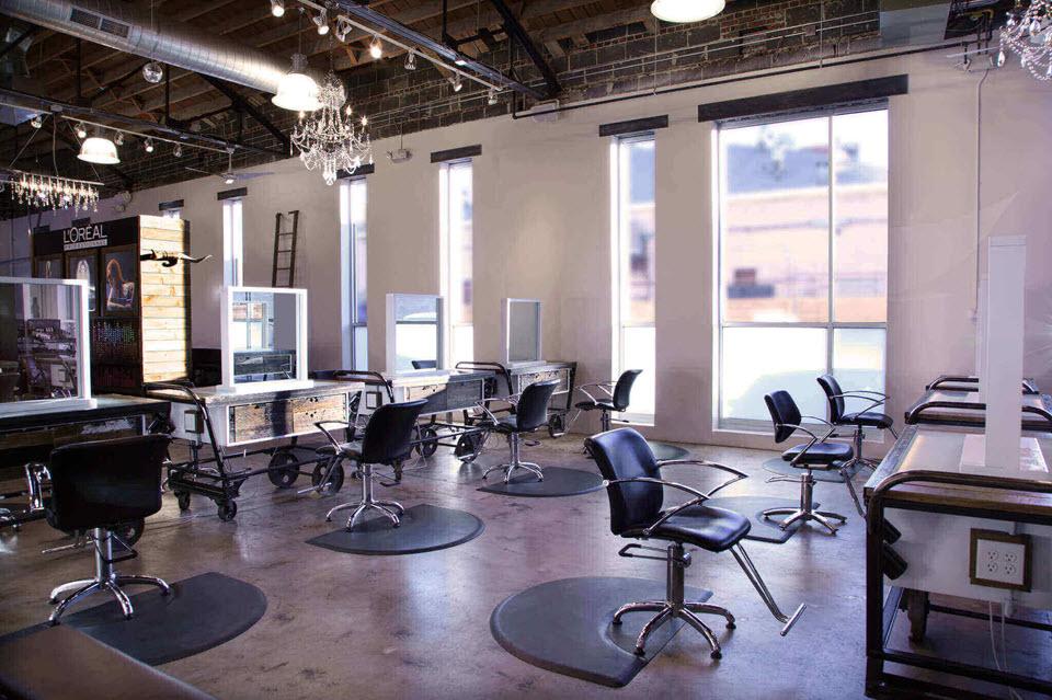Empty salon | SalonCentric