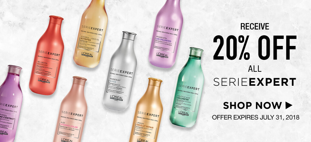 L'Oreal Professionnel Serie Expert Sale