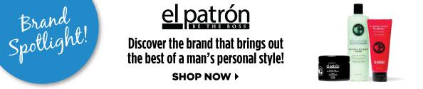 el Patron Brand Spotlight