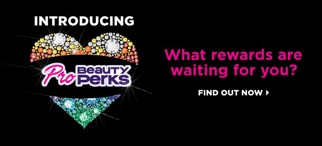 Pro Beauty Perks Launch