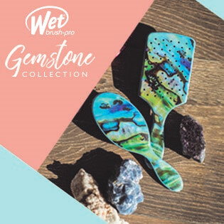 Good Wet Brush Limited Edition Gemtone Collection