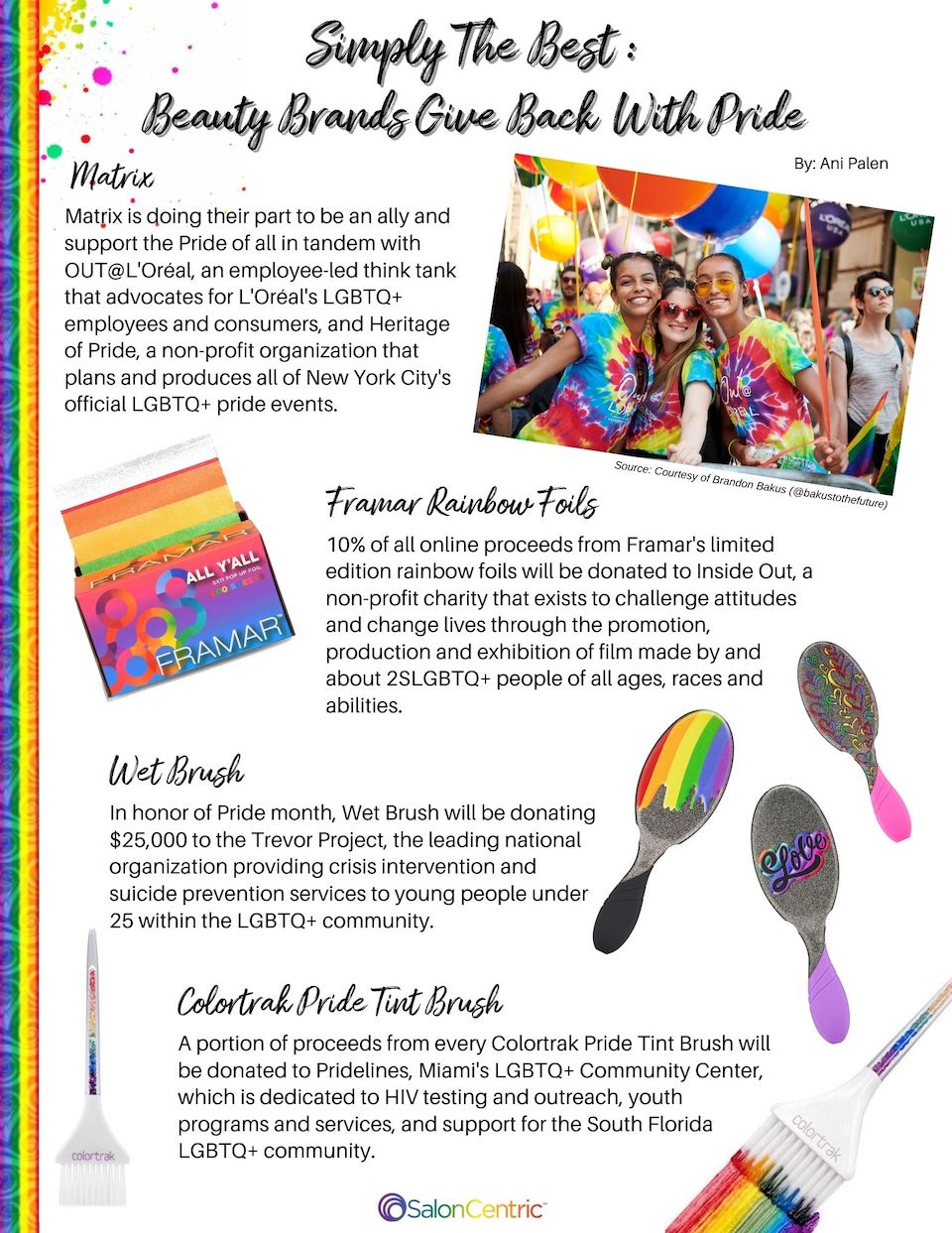 GB PAGE 1 Pride Digital Magazine Giving Back Page 1