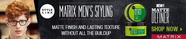 Matrix Men's Styling