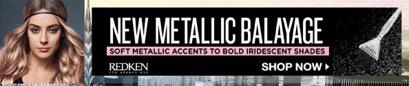 Redken Metallic Balayage