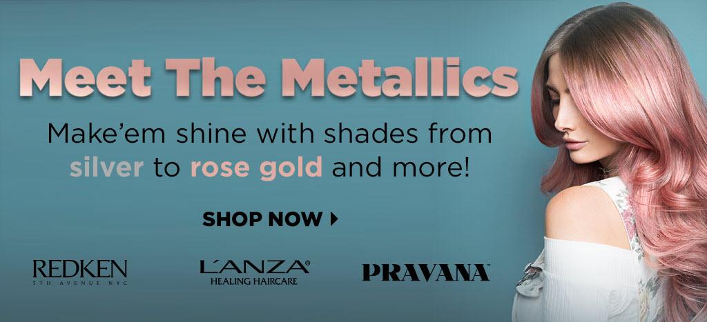 Meet the Metallics