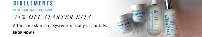 Bioelements Starter Kits