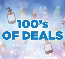 100s of Great Deals