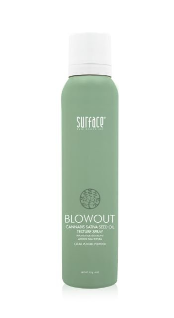 blowout texture spray 5 cbd haircare