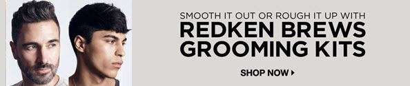 Redken Brews Grooming Kits