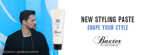 Baxter Evergreen - Styling Paste