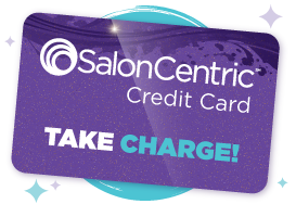 purple saloncentric credit card